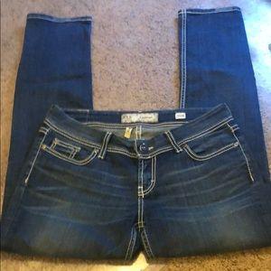 BKE Sabrina Skinny Jeans Like New